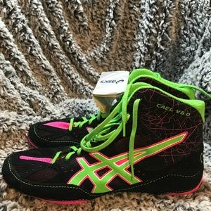 NEW ASICS CAEL v6.0 WRESTLING SHOES 11 / 44